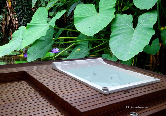 C mo escoger la mejor madera para el deck - La mejor madera para exterior ...