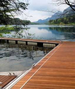 maderas para uso exterior