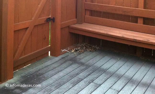 Tips: Cómo limpiar el deck
