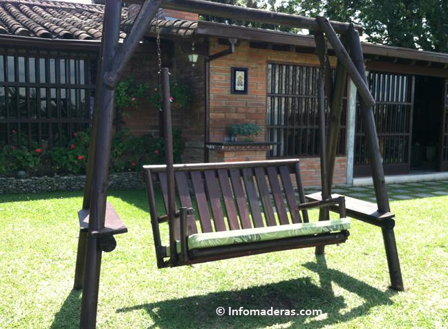 Tips para proteger los muebles de jard n for Muebles de madera y jardin