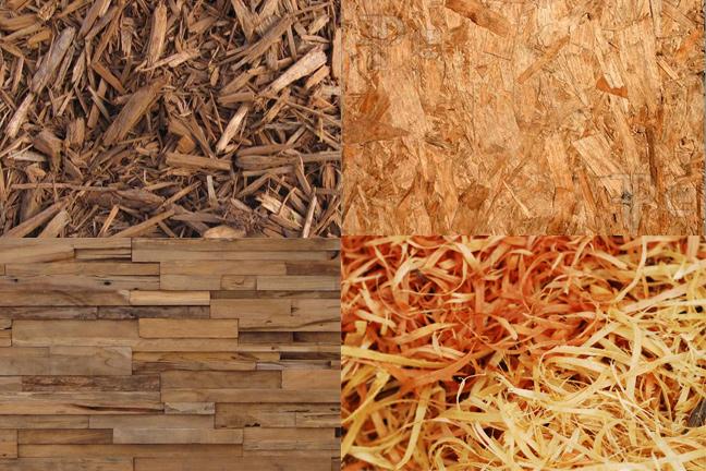 Reciclaje y residuos de madera for Como reciclar puertas de madera