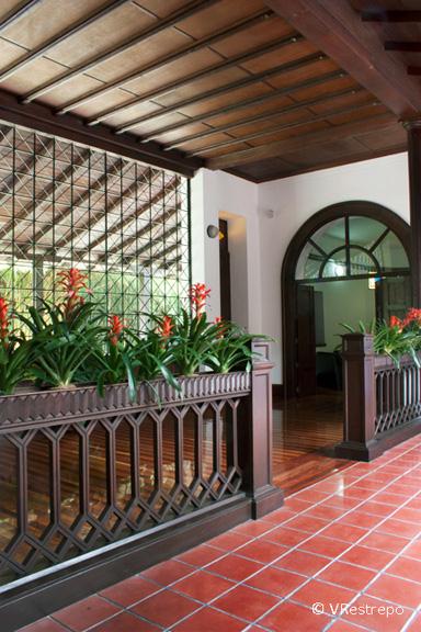 Restauracion de la casa Ditaires en Itagüí, Antioquia
