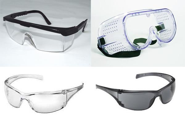 ¿Por qué es importante usar gafas especiales para trabajar la madera?