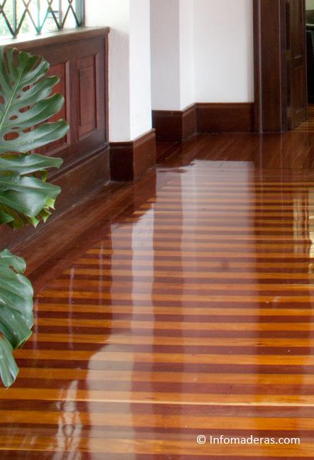 Cómo pulir pisos en madera