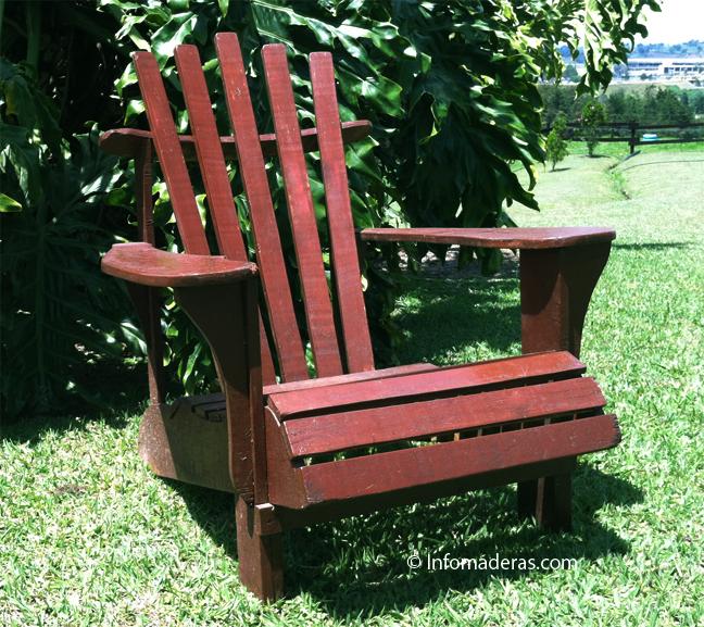 Tips: Cómo proteger los muebles de madera de su jardín