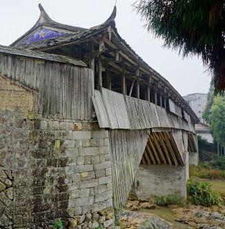 Puentes chinos arqueados: casi un milenio de pie