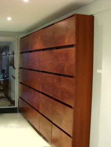 Leonardo Taborda, otro caso de amor por la madera