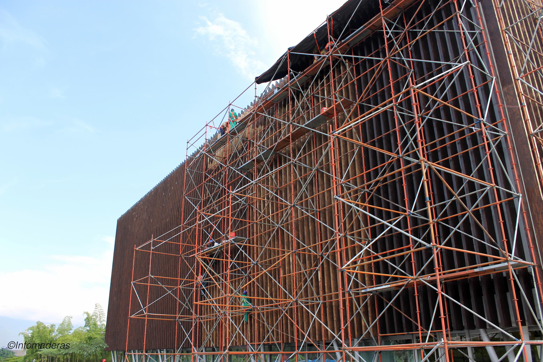 La caja de madera entra en restauración (actualización octubre 16)