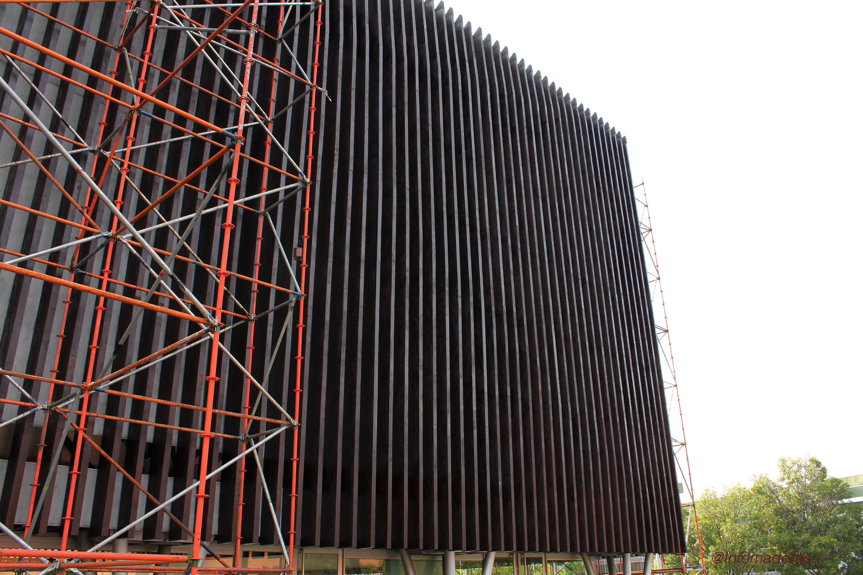 La caja de madera entra en restauración (actualización octubre 29)