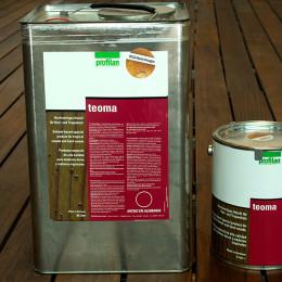 Soluciones para proteger maderas tropicales en exteriores