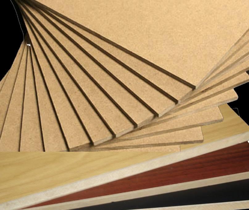 Qu es el aglomerado de madera mdf for Que es la veta de la madera