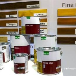 Profilan, marca líder en protección de maderas en Expocamacol 2014