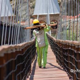 El Puente de Occidente, una obra para la posteridad
