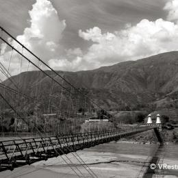 Restaurando un tesoro nacional: el puente de occidente