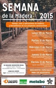 Semana de la madera-Durespo