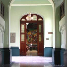El Palacio de la Cultura Rafael Uribe Uribe reabre sus puertas